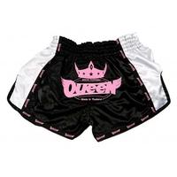 Short boxe Thai Femme Queen