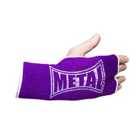 Mitaines Metal Boxe Violettes Senior