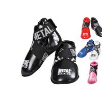 Protège pieds full contact Métal Boxe
