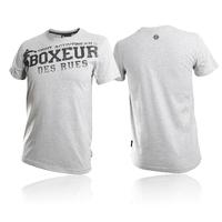 T-shirt boxeur des rues