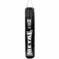 Sac de frappe Cuir Métal boxe 120 et 180 cm