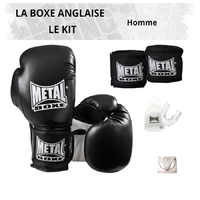 Pack Boxe Anglaise Homme
