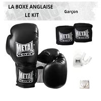 Pack Boxe Anglaise Garçon