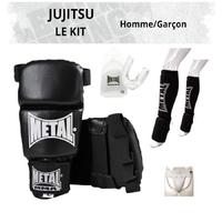Kit Jujitsu Entraînement Homme ou Garçon