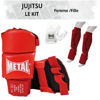 Kit Jujitsu Compétition Femme ou Fille