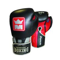 "Gants de boxe Montana ""Punch"""