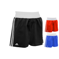 "Short boxe Anglaise Adidas ""light flex"""
