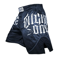 Fightshort Wicked one strike