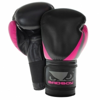 Gants de boxe Bad boy training girl series