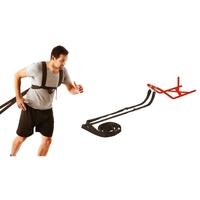 Traîneau de résistance avec ceinture
