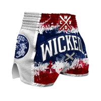 Short boxe Thaï wicked one Glorious