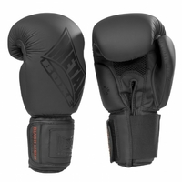 "Gants de boxe Métal boxe ""black light"""