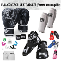 Pack Full Contact Homme