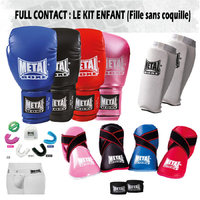 Pack Full Contact Garçon