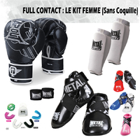 Pack Full Contact Femme