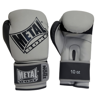 gant-de-boxe-metal-boxe-iron-gris-blanc