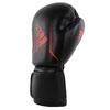 Gants de boxe Adidas speed Noir - Rouge