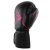 Gants de boxe Adidas speed Noir - Rose
