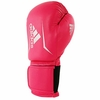 Gants de boxe Adidas speed Rose 14 oz