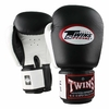 Gants de boxe Twins Noir et Blanc