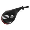Raquette double Noir et rouge Adidas