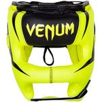 casque_de_boxe_a_barre_venum_jaune