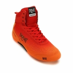 chaussure_boxe_anglaise_everlast_rouge