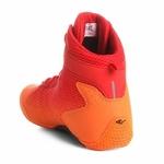 chaussure_de_boxe_anglaise_everlast_rouge