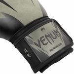 gants_de_boxe_venum_impact_kaki_noir