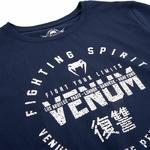 t_shirt_venum_enfant_signature_bleu