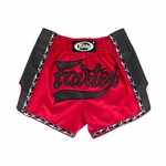 short_muay_thai_fairtex_rouge_noir
