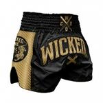 short-de-boxe-thai-wicked-one-shining