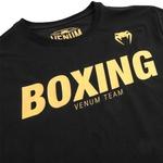 t-shirt-boxe-venum-noir