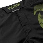 fightshort-venum-lightflex-kaki-noir