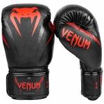 gant-de-boxe-venum-impact-noir-rouge