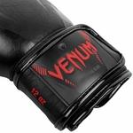 gants-boxe-venum-impact-noir-rouge