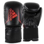 gants-boxe-adidas-speed-50-noir-rouge