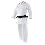 kimono-de-karate-adidas-revoflex-rouge
