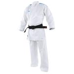 kimono-de-karate-adidas-revoflex-bande-bleu