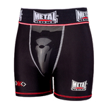 short-coquille-metal-boxe