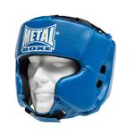 casque-metal-boxe-adulte-bleu