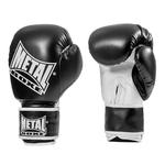gants-de-boxe-metal-boxe-mb200-noir