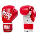 gants-de-boxe-metal-boxe-rouge