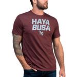 t-shirt-hayabusa-rouge