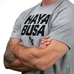 t-shirt-hayabusa-casual-gris