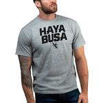 t-shirt-hayabusa-casual-logo-gris