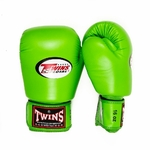 gant-de-boxe-thai-twins-vert