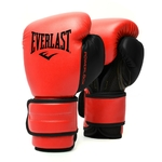 gant-de-boxe-everlast-powerlock-rouge