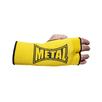 mitaine_sous_gants_metal_boxe_jaune
