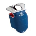 plastron-taekwondo-adidas-bleu